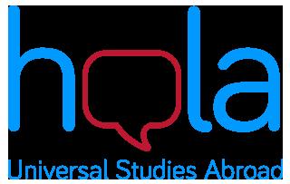 Hola USA logo