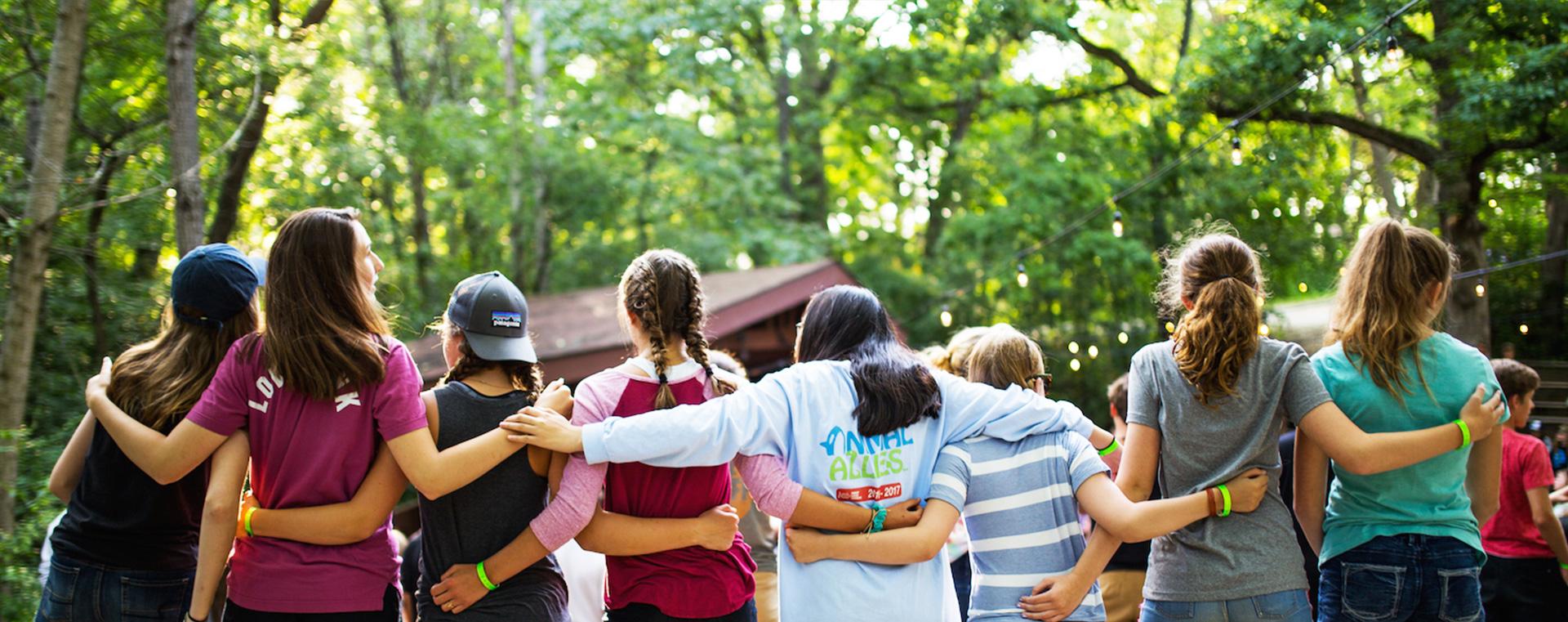 Campamentos de verano en EEUU