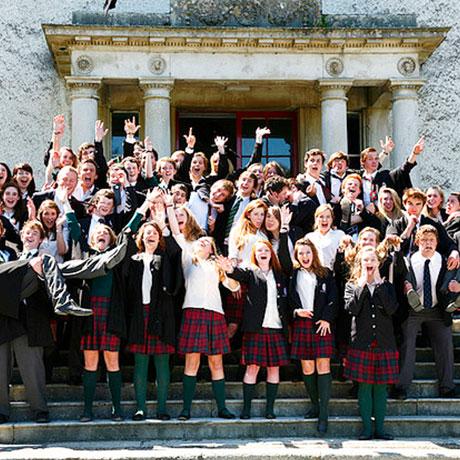 Colegios para cursos en irlanda