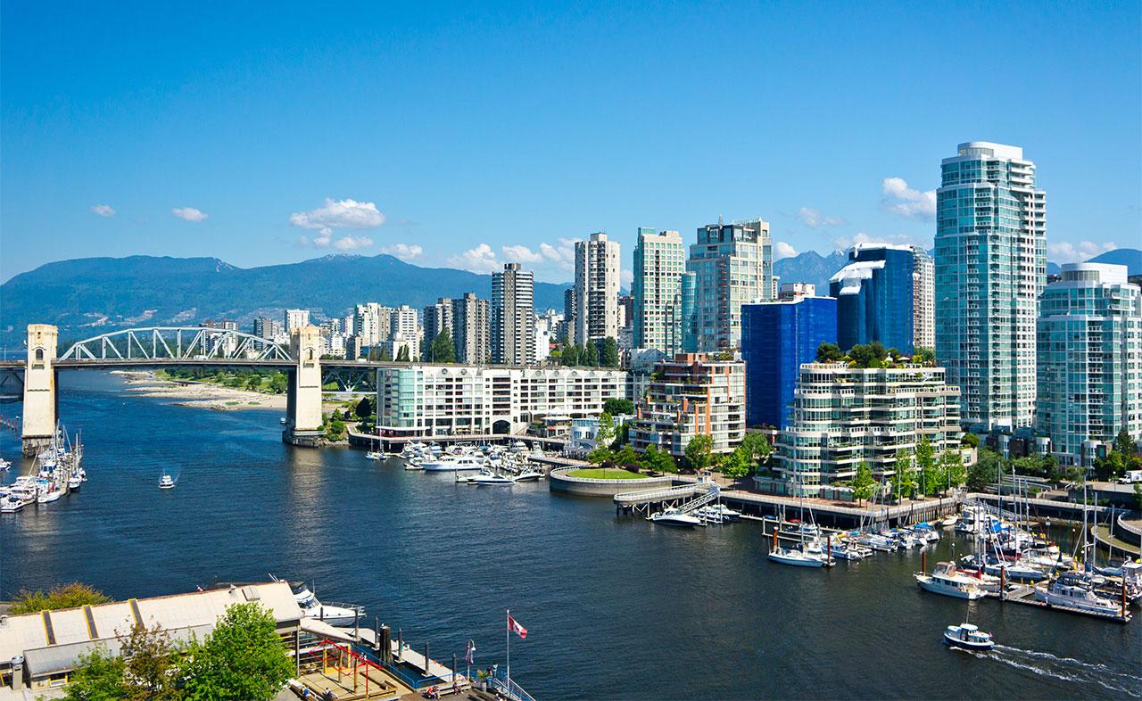 Curso en British Columbia para españoles