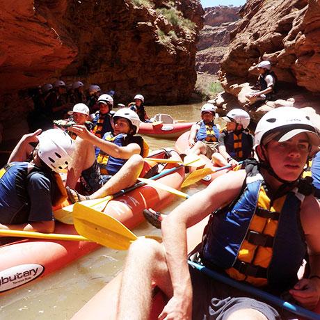 Actividades de aventura en Estados Unidos para vacaciones de verano