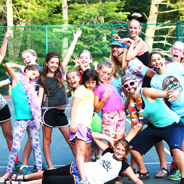 Campamentos americanos de verano