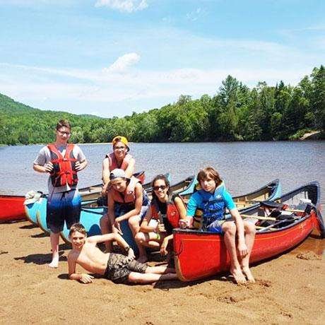 Campamento de verano en Canadá - Montreal