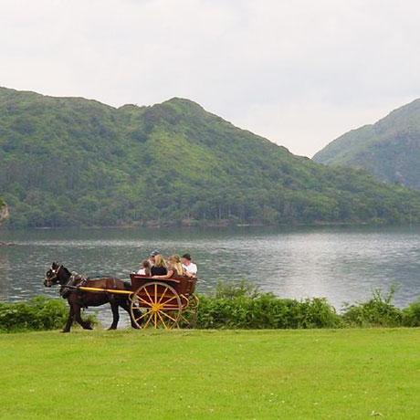 Vacaciones de verano en Irlanda