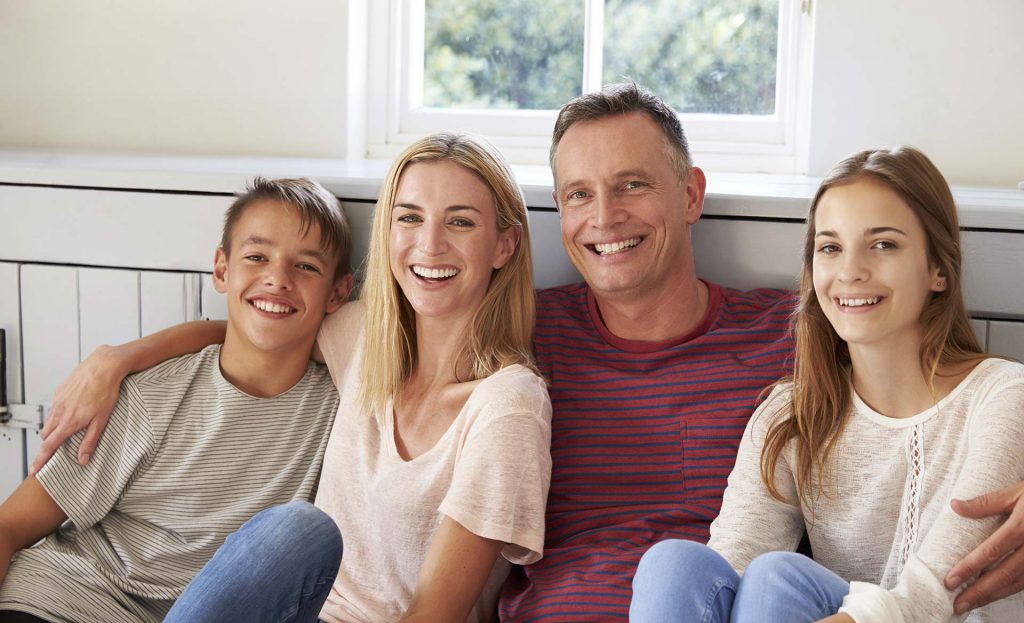 Verano en EEUU en familia