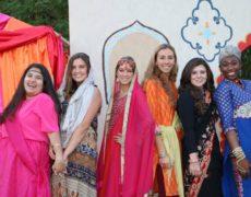 Fotos de centros de estudios y alumnos en el extranjero