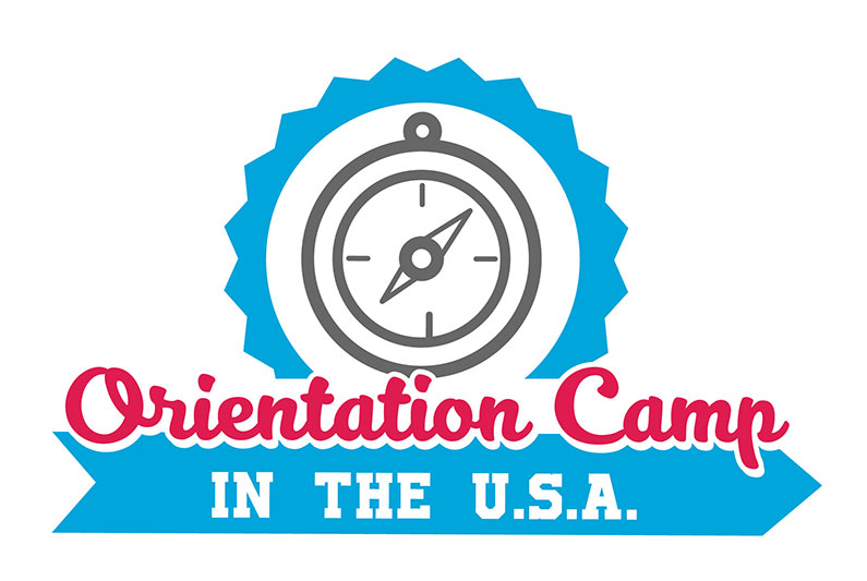 Orientation camp en Washington