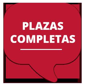 Plazas completas