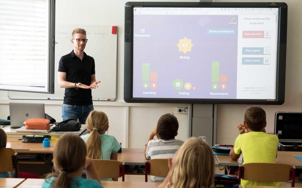Prácticas de maestro en Estados Unidos