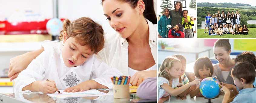 practicas en EEUU de ayudante de profesor en colegios privados