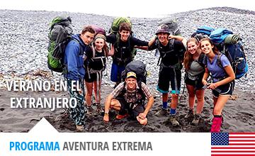 Campamentos USA de aventura y deportes extremos