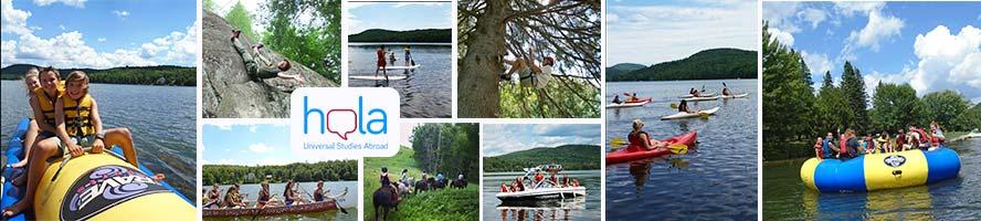 Campamentos en Canadá de verano