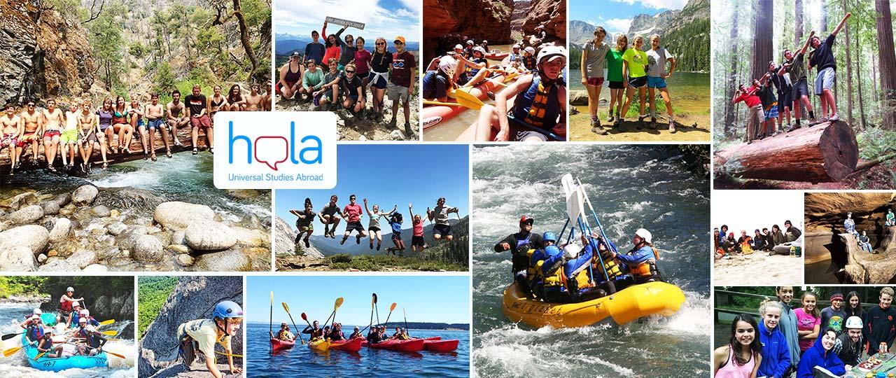 Campamentos de verano de aventura y deportes extremos en Estados Unidos