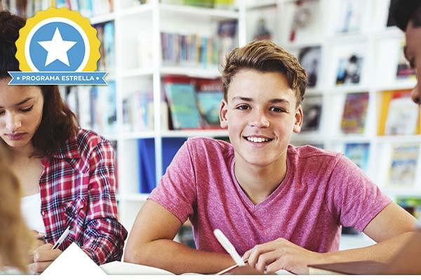 Programa de estudios de curso académico en EEUU