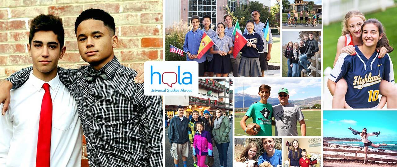 Estudiar en el extranjero con Hola USA