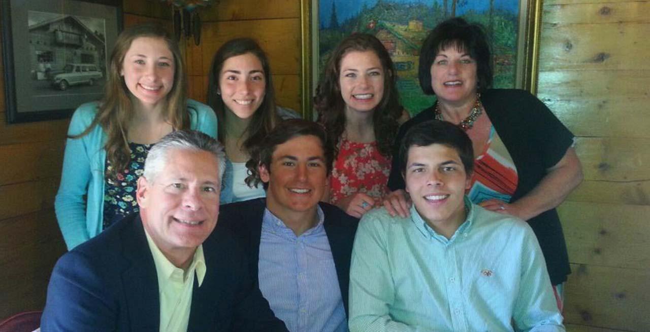 Familias anfitrionas en Estados Unidos