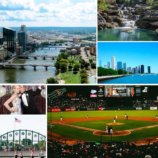 Viajes, excursiones y actividades