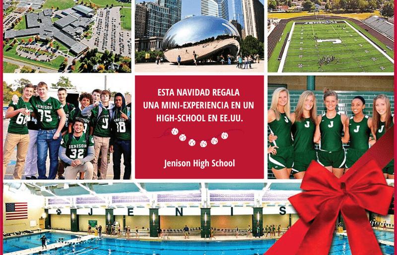 imágenes de Jenison High School, colegio de Estados Unidos