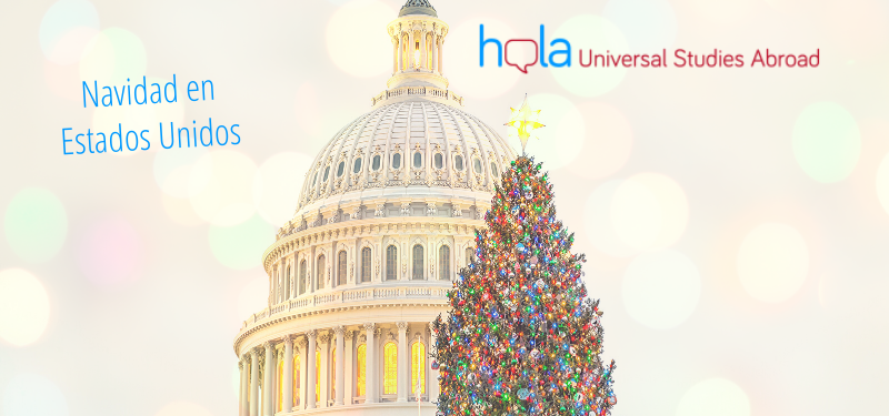 imagen de Navidad en EEUU
