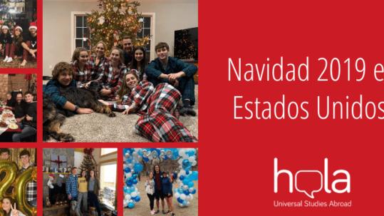 testimonios y experiencias de nuestros alumnos durante la Navidad 2019 en Estados Unidos