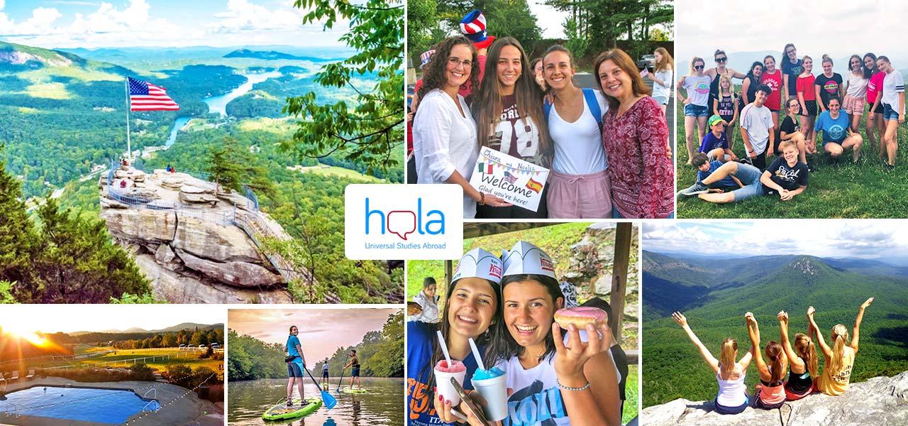 Verano en EEUU con familia americana: Asheville