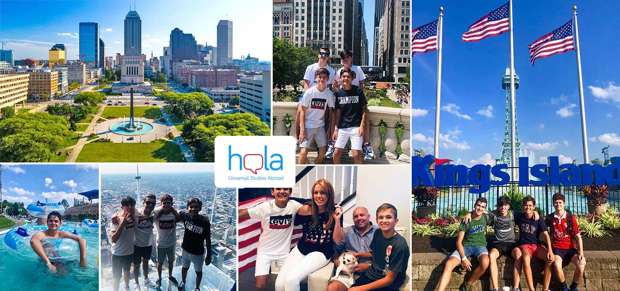Verano en familia en EEUU: Indiana