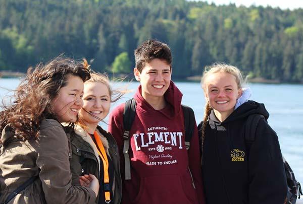 Estudiar en British Columbia - Canadá