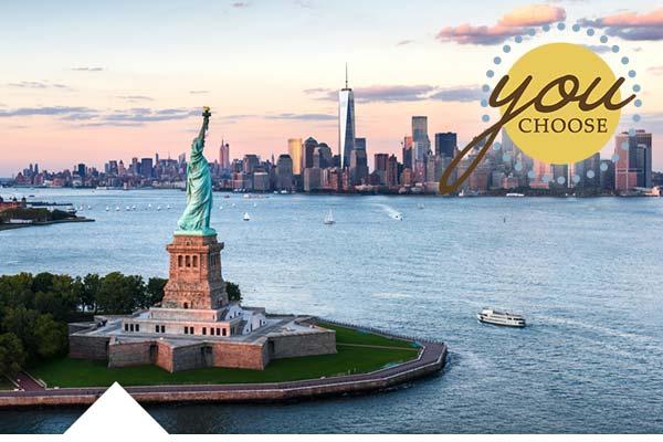 Programa flexible personalizado para estudiar en Estados Unidos
