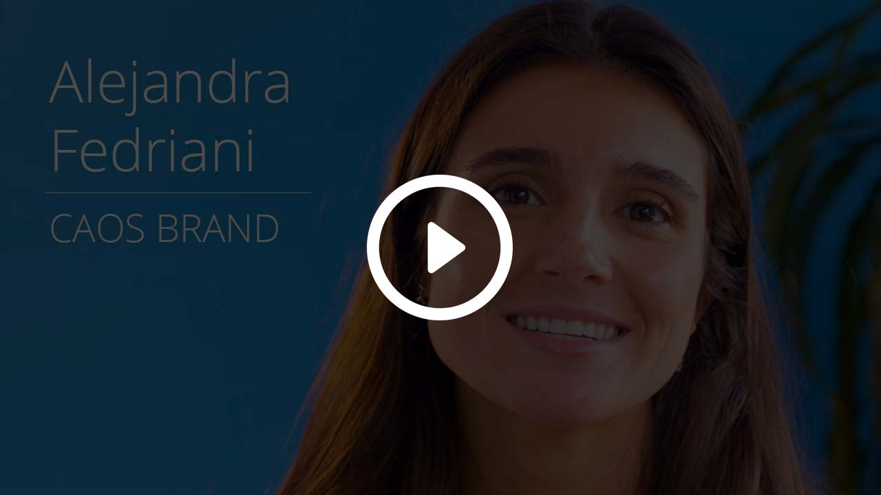 Alejandra Fedriani - Caos Brand