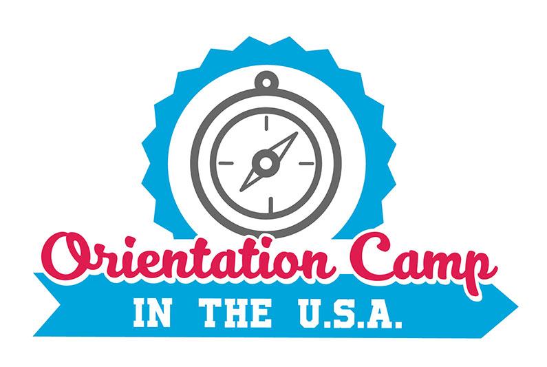 Orientation camp en Washington