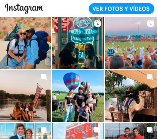 Hola USA en Instagram