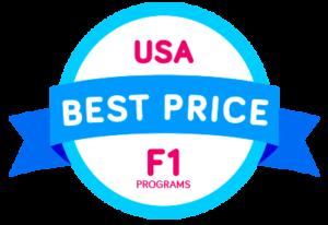 Programas F1 en USA con los precios más económicos